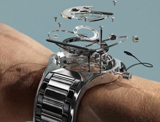 Le boitier de votre montre