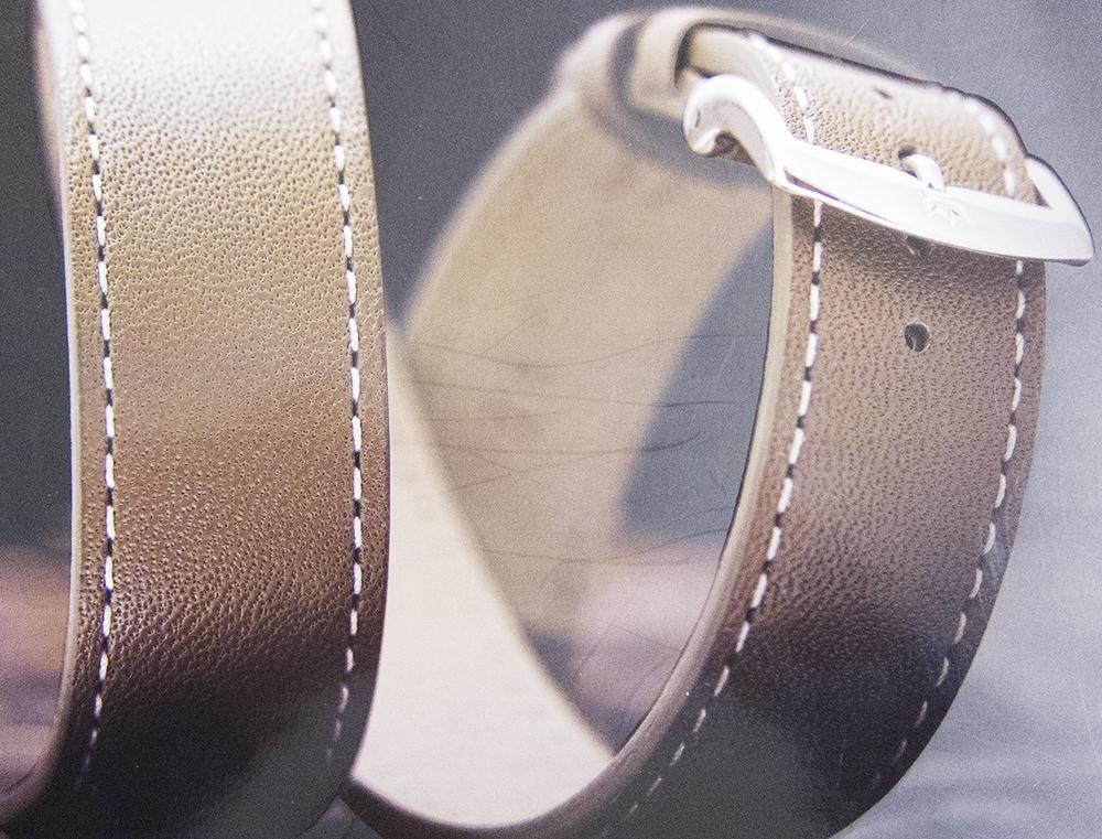 Le bracelet de votre montre