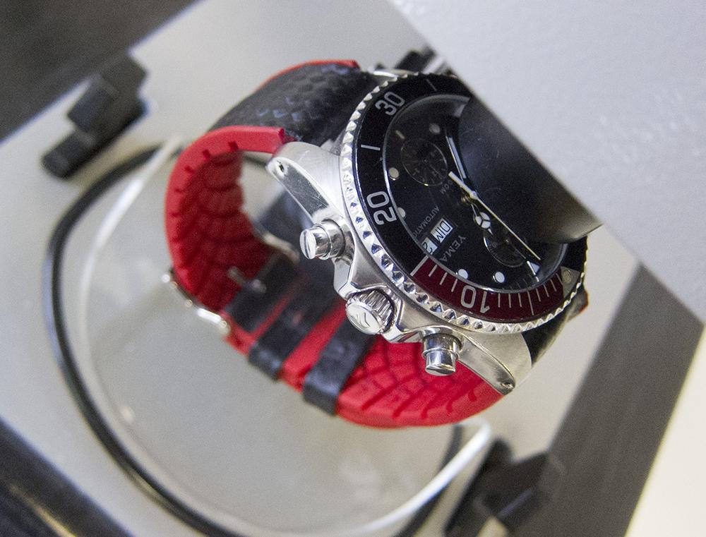 L'étanchéité de votre montre
